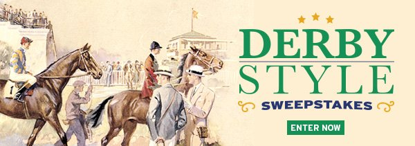 Derby Style Sweepstakes