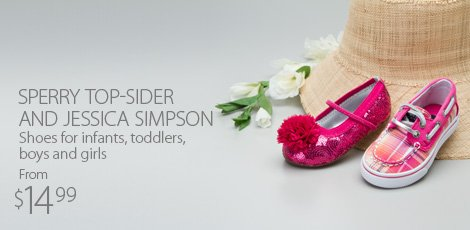 Sperry Top-Sider and Jessica Simpson Shoes