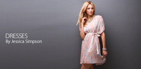Dresses by Jessica Simpson
