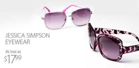 Jessica Simpson Eyewear