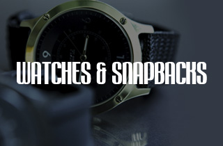 Watches & Snapbacks
