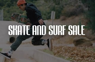 Skate and Surf Sale