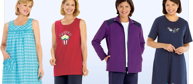 up to 53% off select comfort clothing - shop now