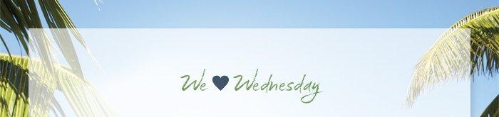 We Heart Wednesday
