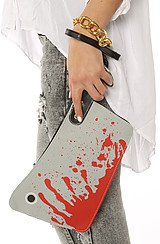 The Killin It Cleaver Clutch