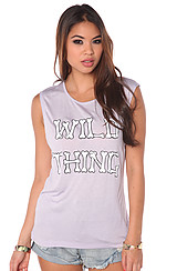 The Wild Thing Muscle Tank
