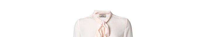 Minaran tie-band shirt