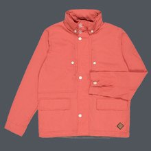 Coral Water Repellant Jacket