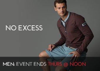 NO EXCESS - MEN
