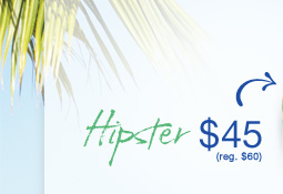 Hipster - $45