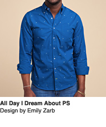 All Day I Dream About PS - Design by Emily Zarb
