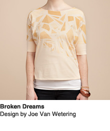 Broken Dreams - Design by Joe Van Wetering
