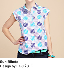 Sun Blinds - Design by EGOYST