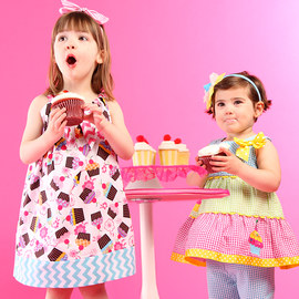 Cute as a Cupcake: Girls' Apparel