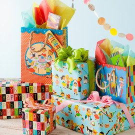 Retro Birthday Party Collection