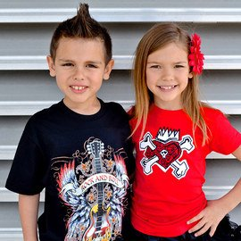 Little Rockers: Kids' Tees