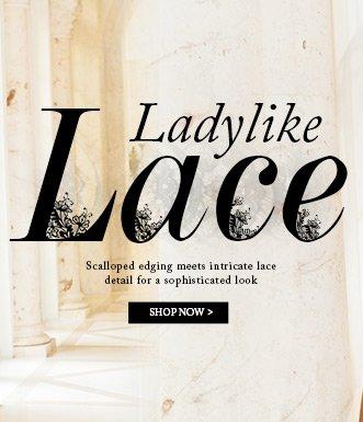 Shop Lace
