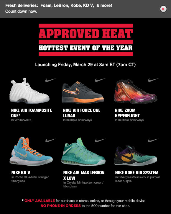 Approved Heat