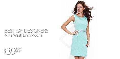 Best of designers: Nine West and Evan Picone