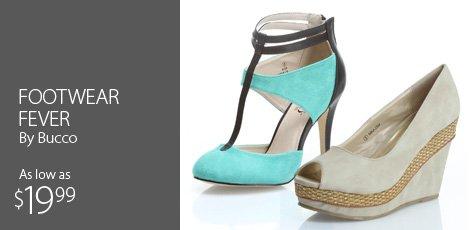 Footwear Fever by Bucco