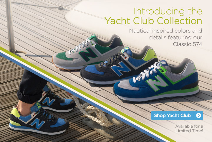 Shop Yacht Club 574