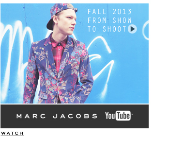 Marc Jacobs International | Youtube
