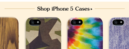 Shop iPhone 5 Cases