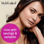 Style United. We've moved... Come check out our new site for beauty tips, savings, samples, and so much more