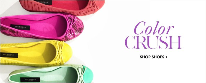COLOR CRUSHSHOP SHOES