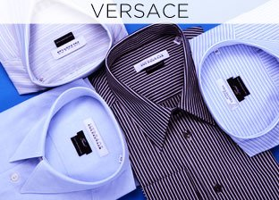 Versace Collection Men's Shirts