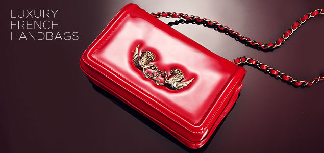 Luxury French Handbags: Christian Dior, Longchamp, Chanel & more