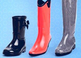 Rain Boots: DAV, Henry Ferrera, U.S. Polo