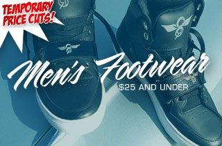 Price Cut: Men's Footwear