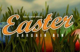 Easter Bargain Bin
