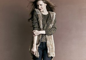 525 America: Fur Vests Up to 75% Off