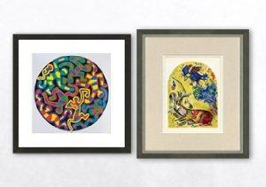 ARCHIVE: Rare Lithographs