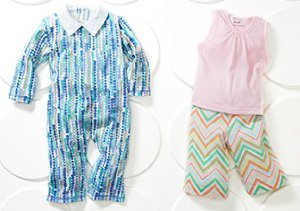 Fun & Colorful Wardrobing for Baby