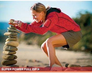 Super Power Full Zip ›