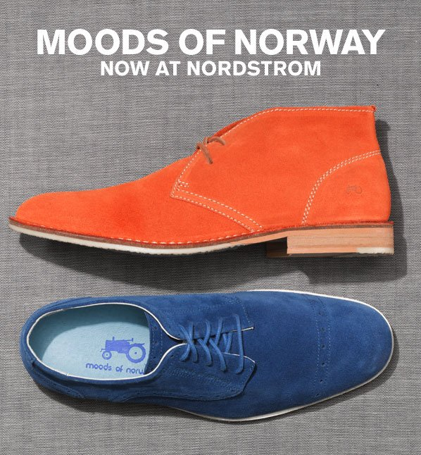 MOODS OF NORWAY NOW AT NORDSTROM