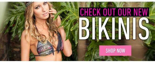 Check Out Our New Bikinis