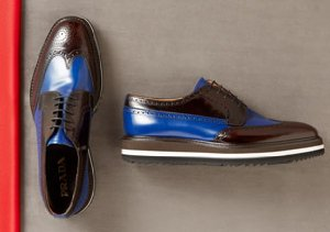 Casual Luxe: Prada Sneakers