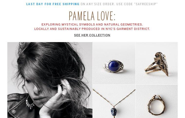 Shop Pamela Love