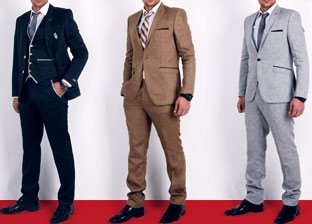 Wessi: Business Casual Clothing for Him