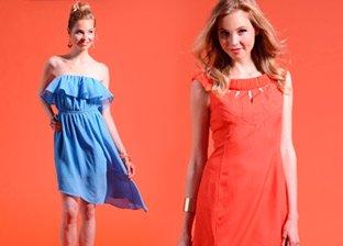 Fearless Fashion: Bold Blues & Oranges