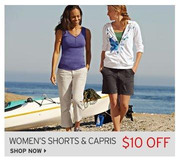 Shop Women's Shorts & Capris