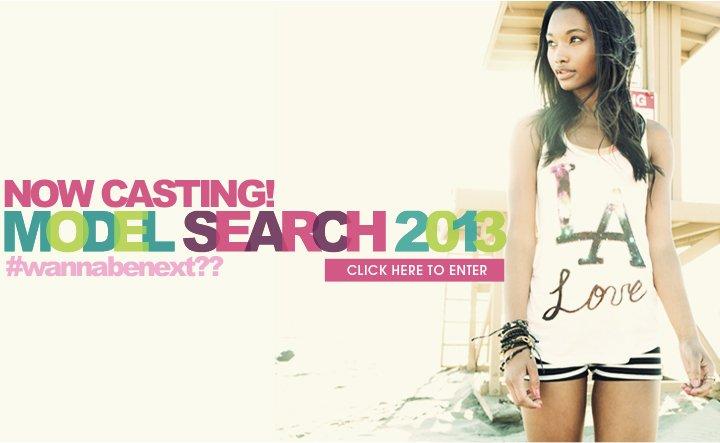 Model Search 2013