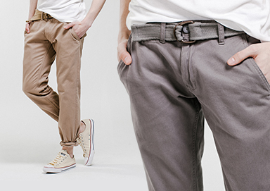 Shop The Perfect Pair: New Chinos & More