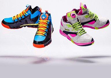 Shop New Reebok: Athletic & Pump Sneaks