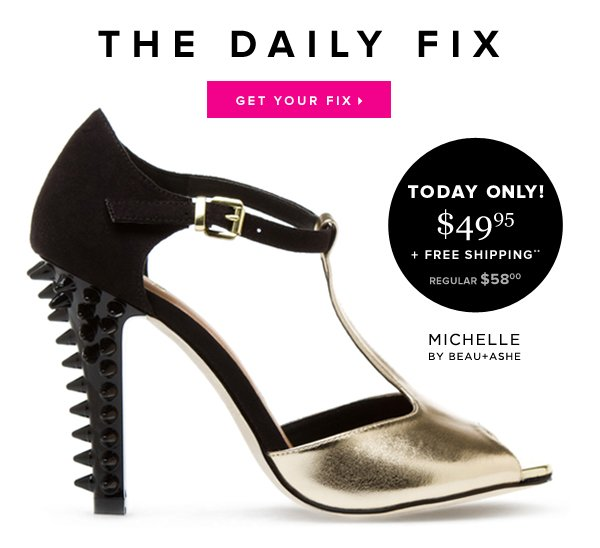 Shop The Daily Fix by New Designer Brand beau+ashe     Snag It