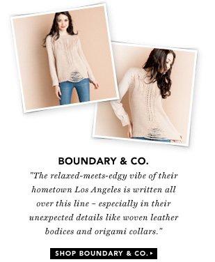 Boundary & Co.